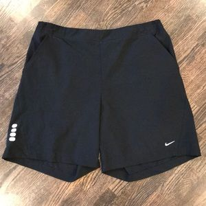 Nike Dri Fit black Shorts large 12-14